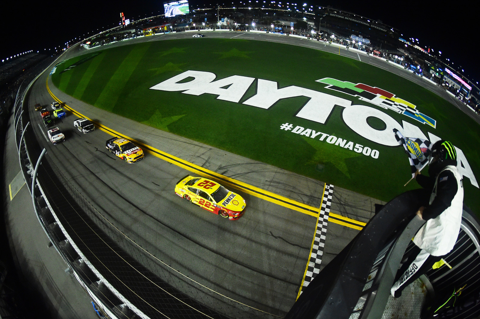 Monster Energy NASCAR Cup Series Gander RV Duels At DAYTONA #1