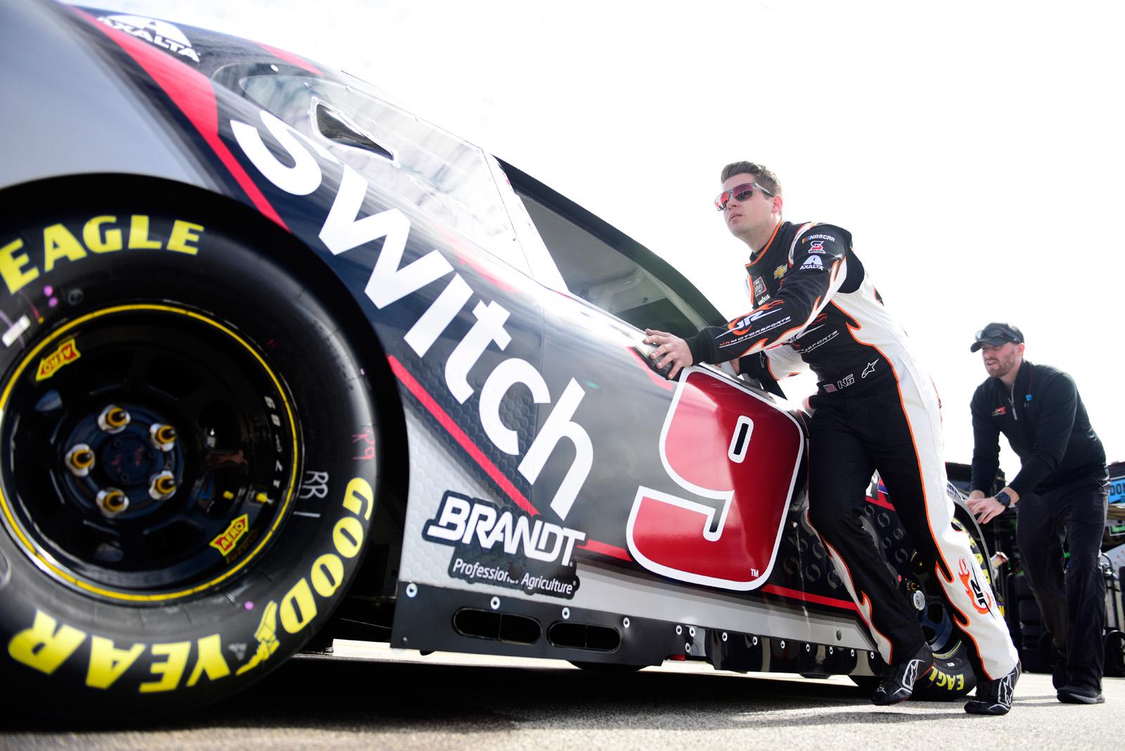 NASCAR Xfinity Series NASCAR Racing Experience 300 – Practice