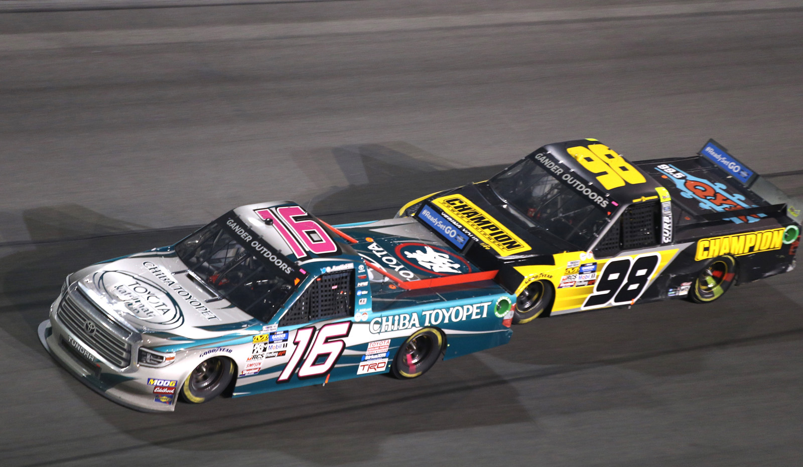 NextEra Energy 250 – NASCAR Gander Outdoors Truck Series at Daytona
