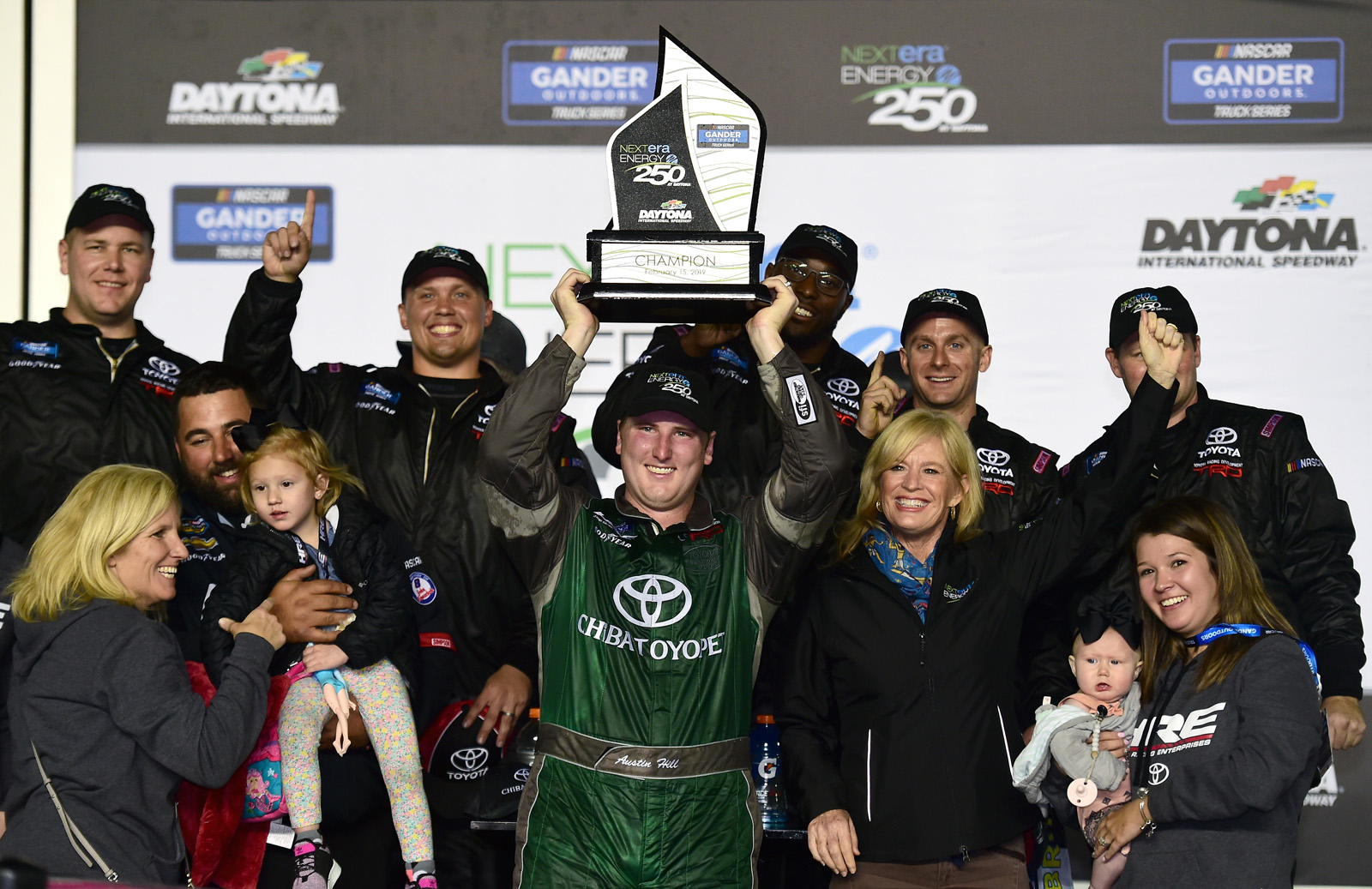 NextEra Energy 250 – NASCAR Gander Outdoors Truck Series at Daytona