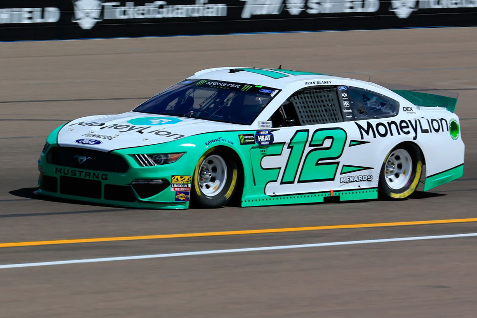 Monster Energy NASCAR Cup Series TicketGuardian 500 – Practice