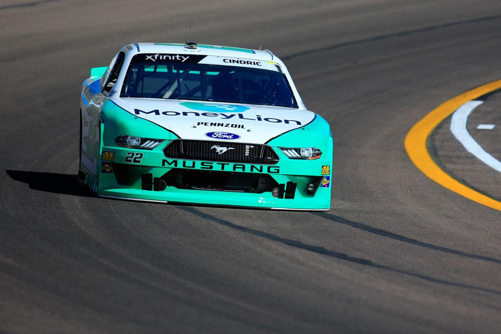 NASCAR XFINITY Series iK9 Service Dog 200 – Practice