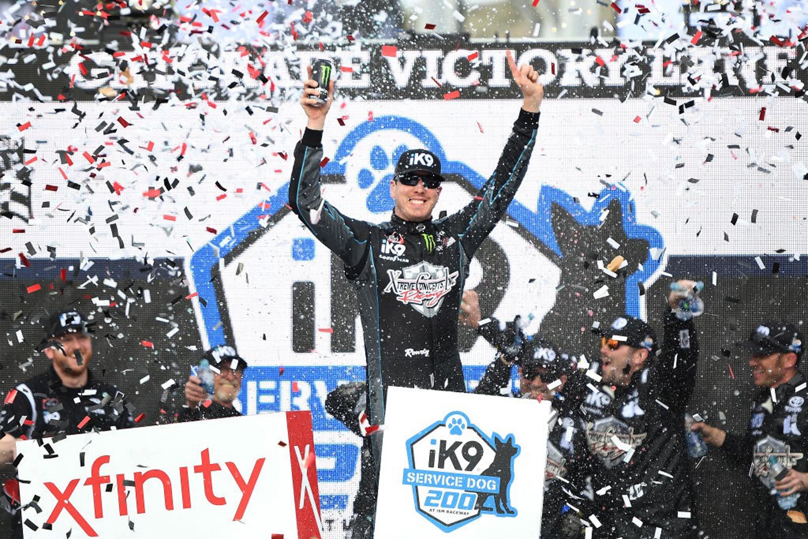 NASCAR Xfinity Series –  iK9 Service Dog 200