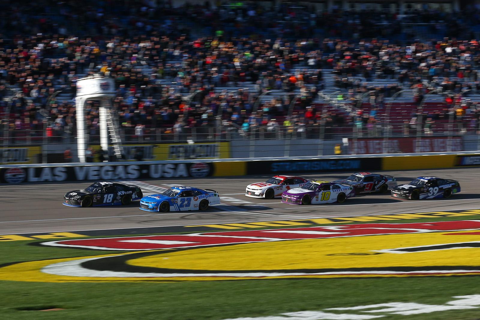 NASCAR Xfinity Series – Boyd Gaming 300