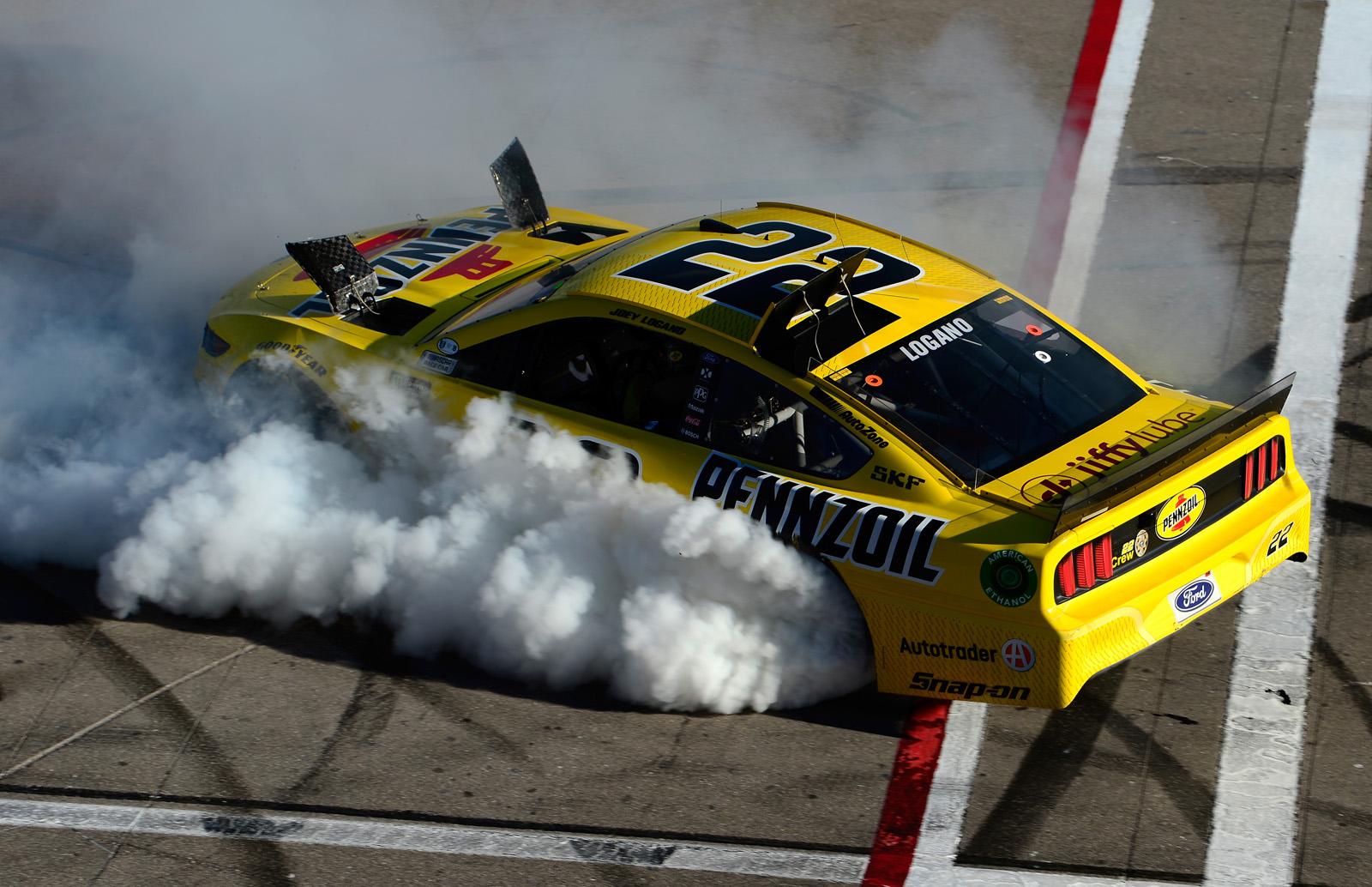 Monster Energy NASCAR Cup Series – Pennzoil Oil 400