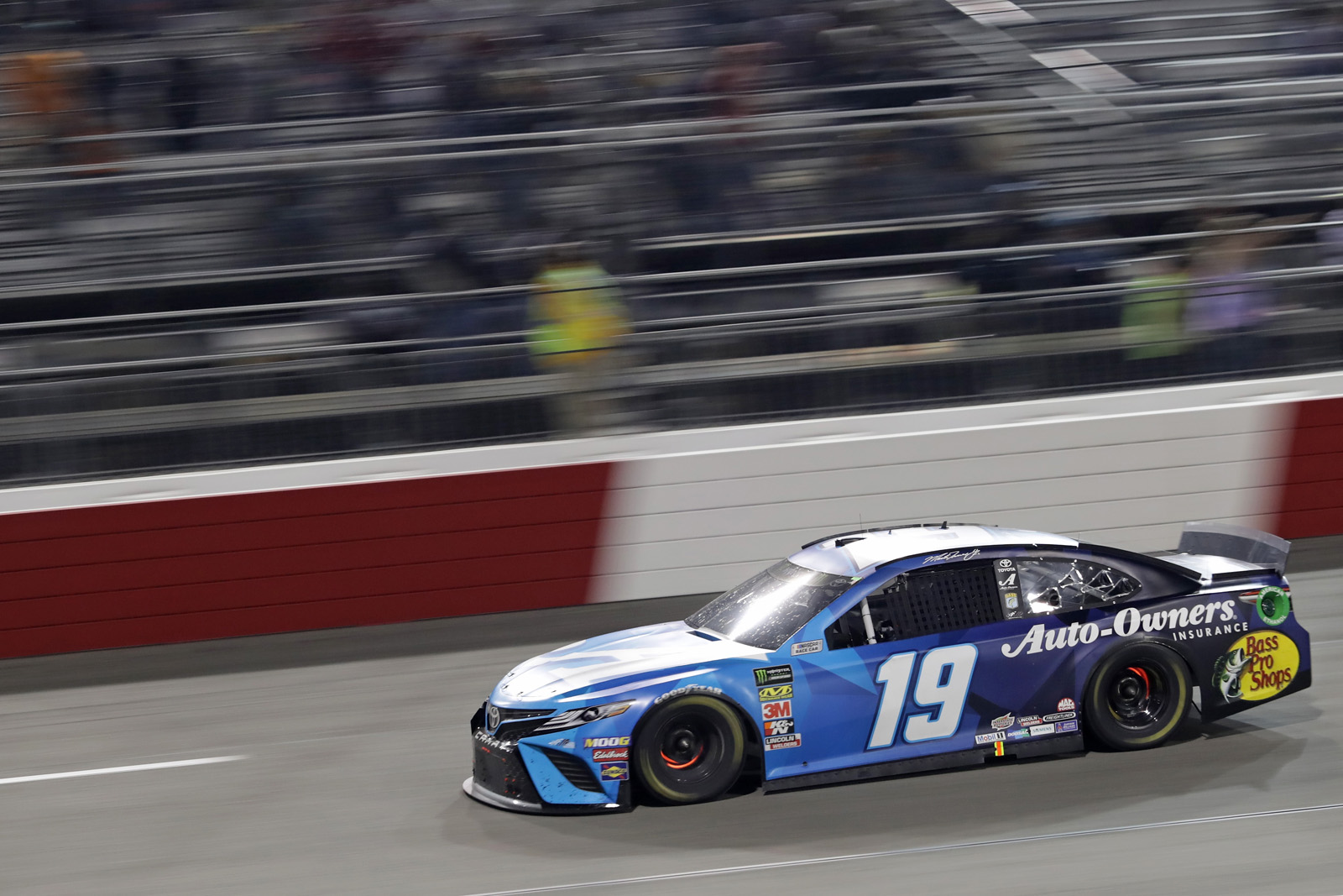 Monster Energy NASCAR Cup Series Toyota Owners 400