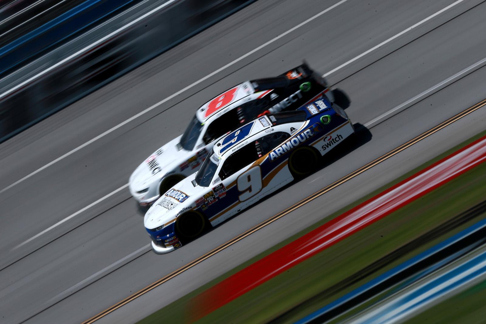 NASCAR Xfinity Series MoneyLion 300 – Practice