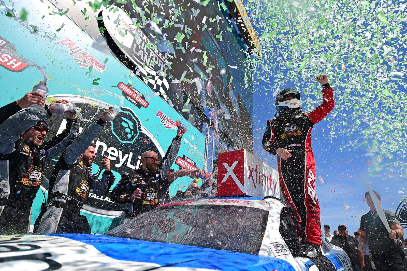 NASCAR Xfinity Series MoneyLion 300