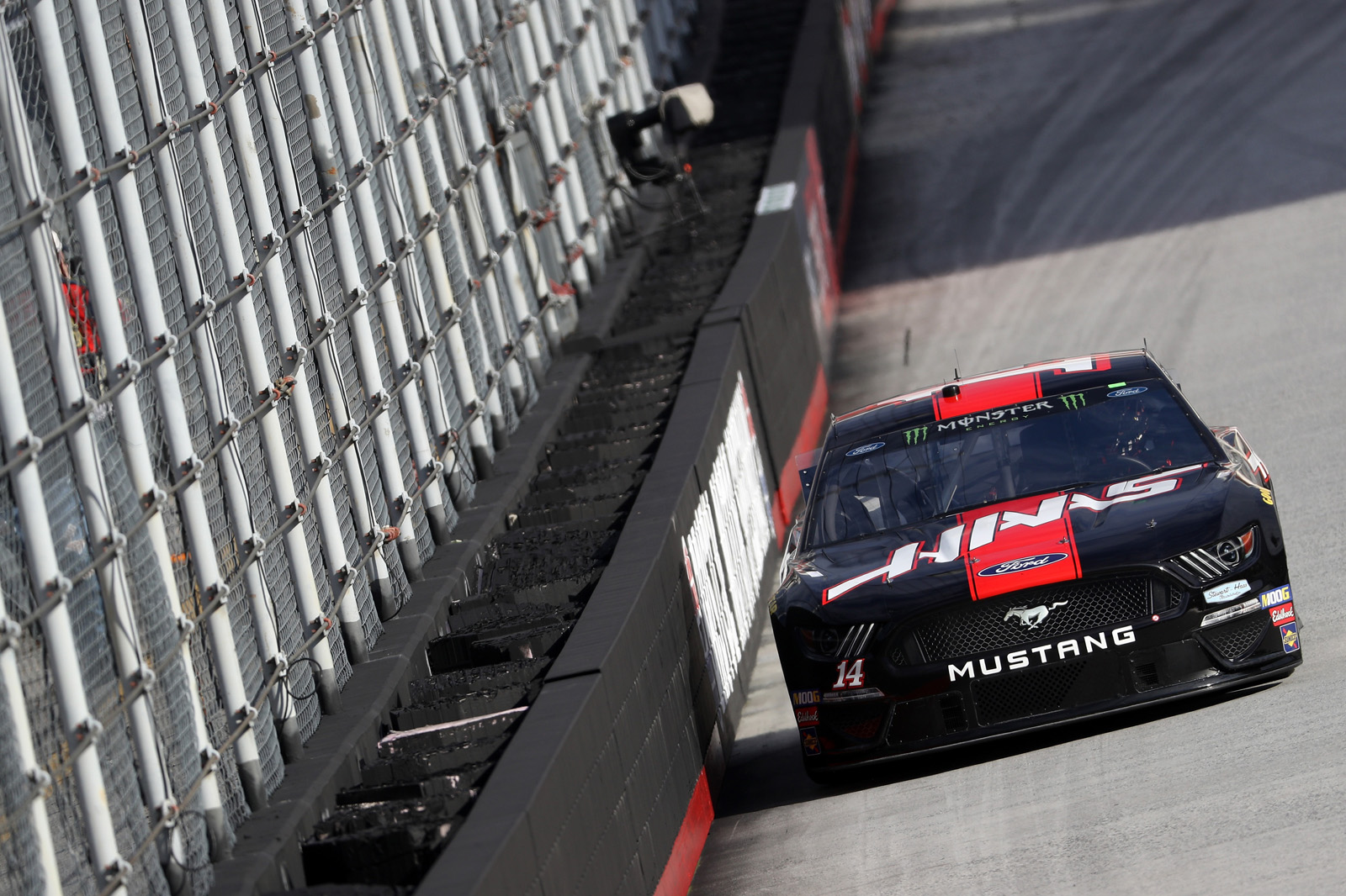 Monster Energy NASCAR Cup Series Food City 500 – Practice