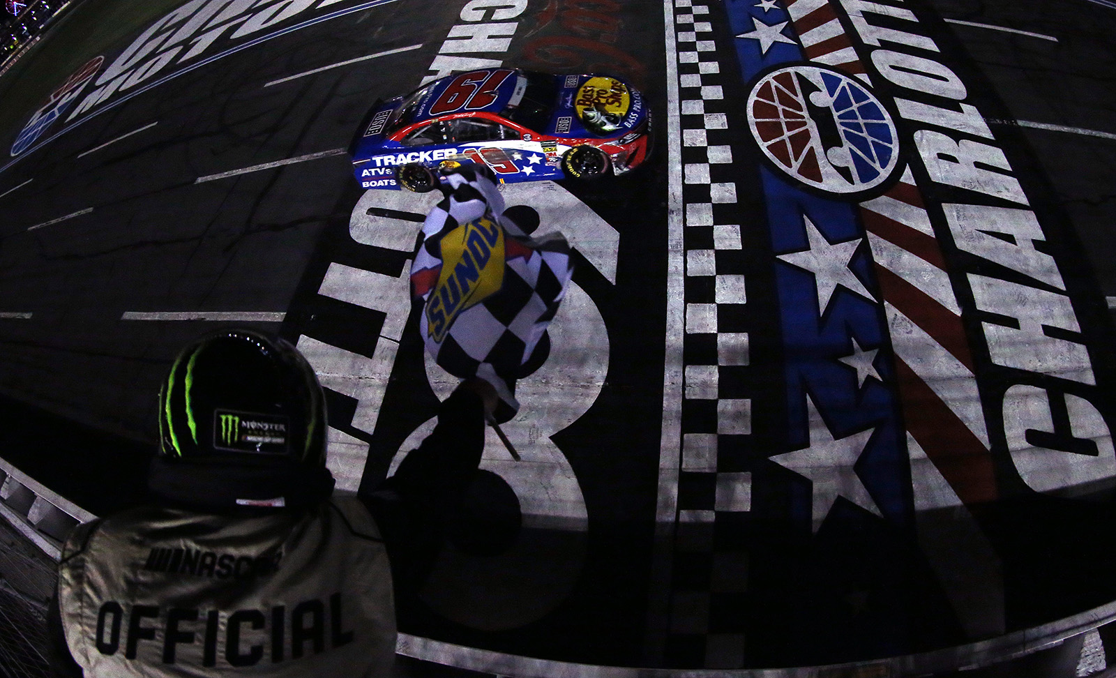 Monster Energy NASCAR Cup Series Coca-Cola 600