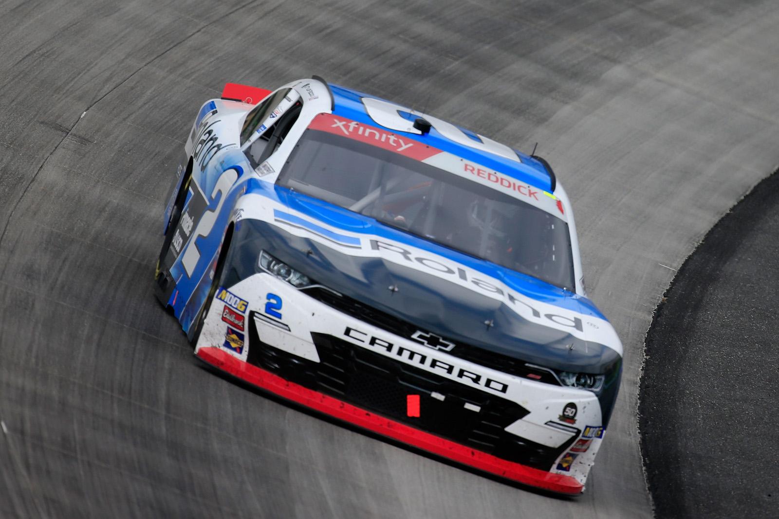 NASCAR Xfinity Series Allied Steel Buildings 200