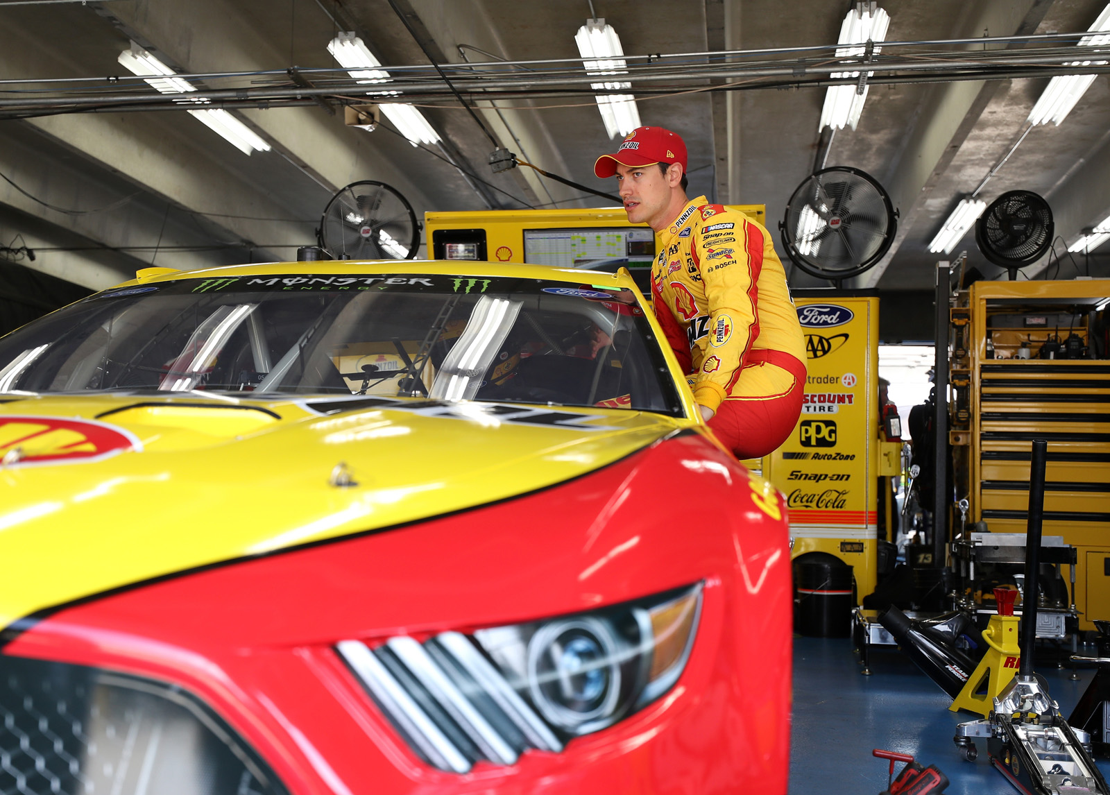 Monster Energy NASCAR Cup Series All-Star/Open Race – Practice