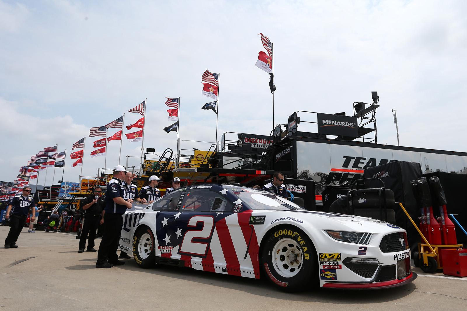 Monster Energy NASCAR Cup Series Open Race Coca-Cola 600 – Practice