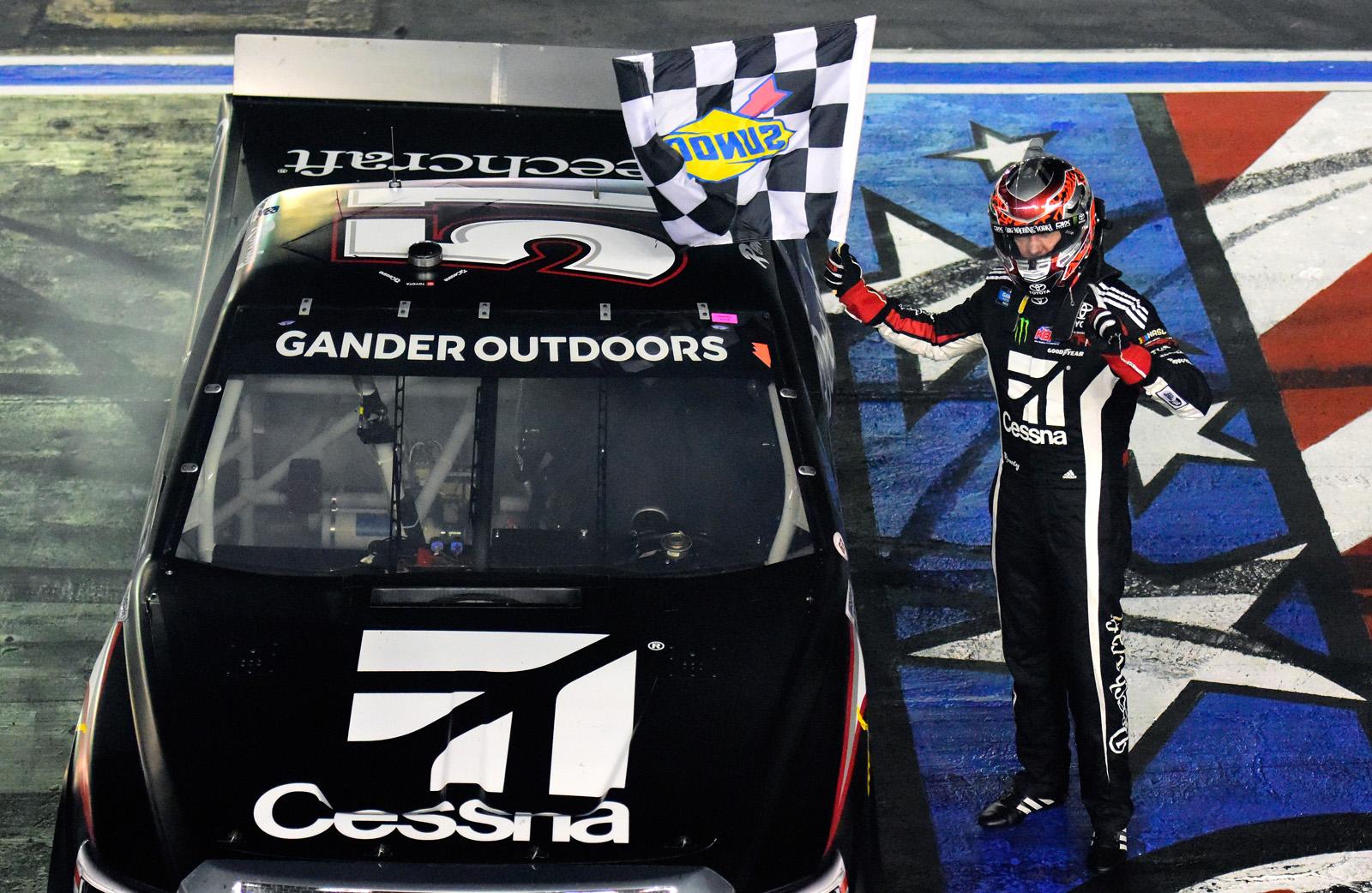 NASCAR Gander Outdoors Truck Series North Carolina Education Lottery 200