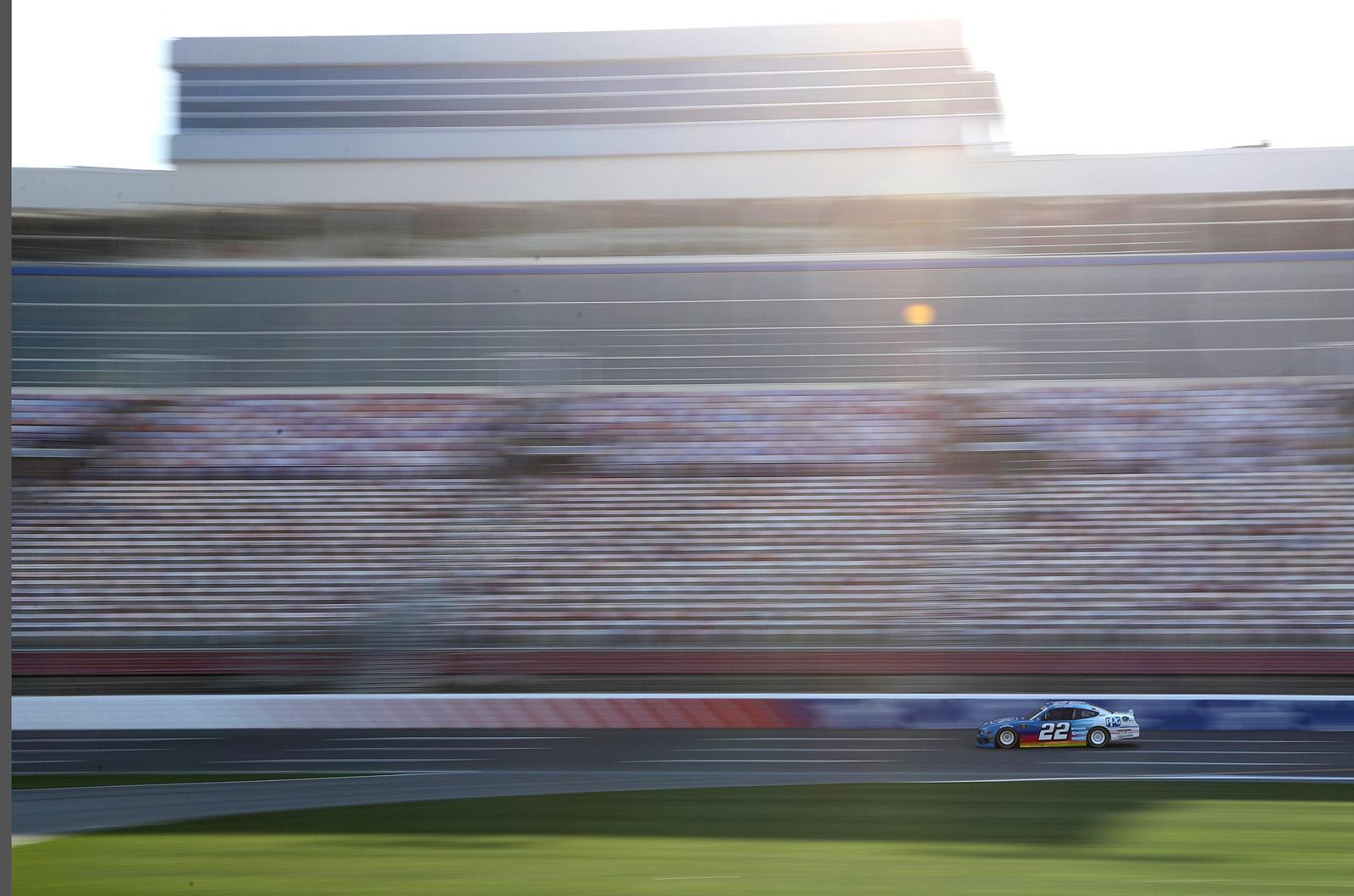 NASCAR Xfinity Series Alsco 300  – Practice