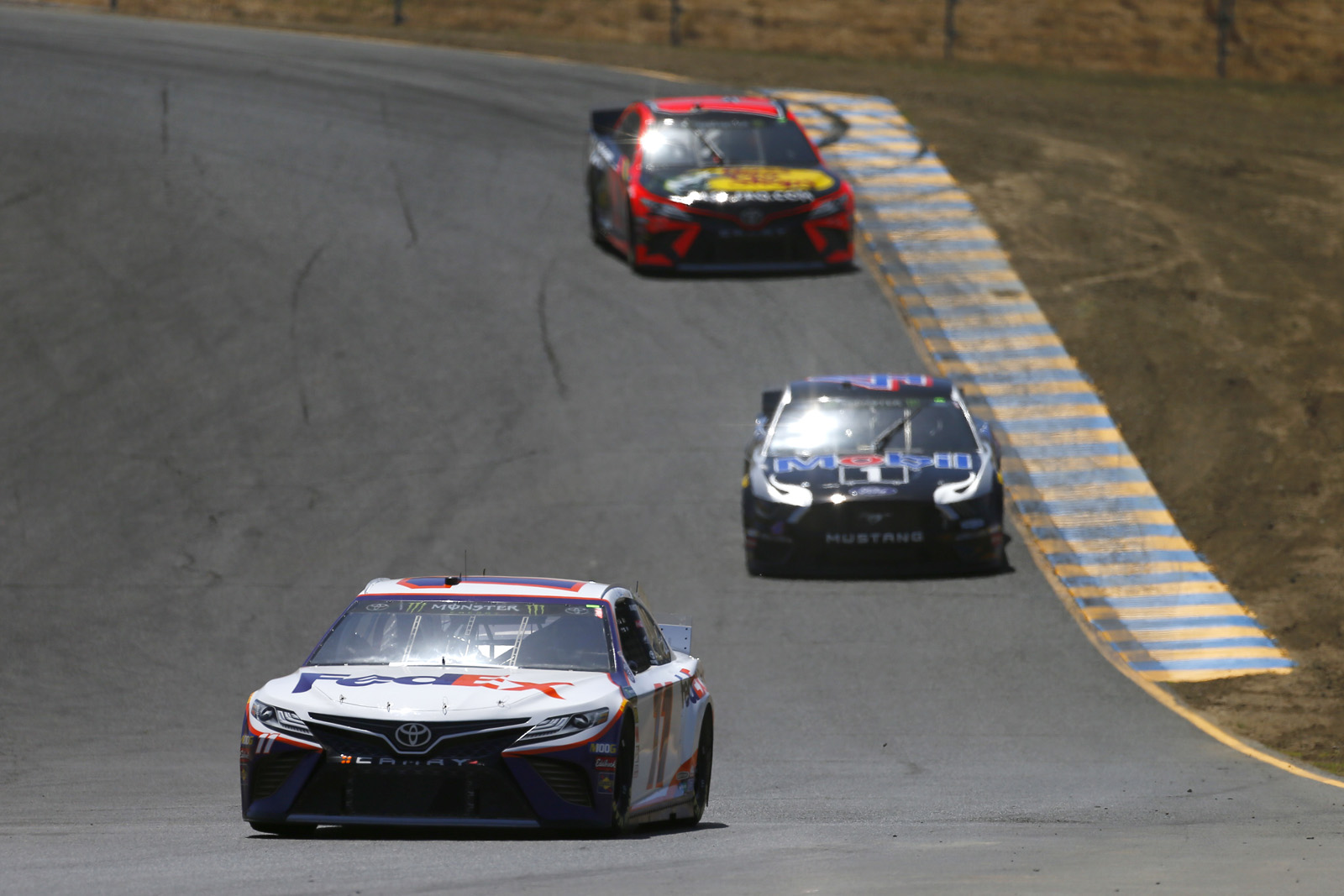 Monster Energy NASCAR Cup Series Toyota/Save Mart 350 – Practice