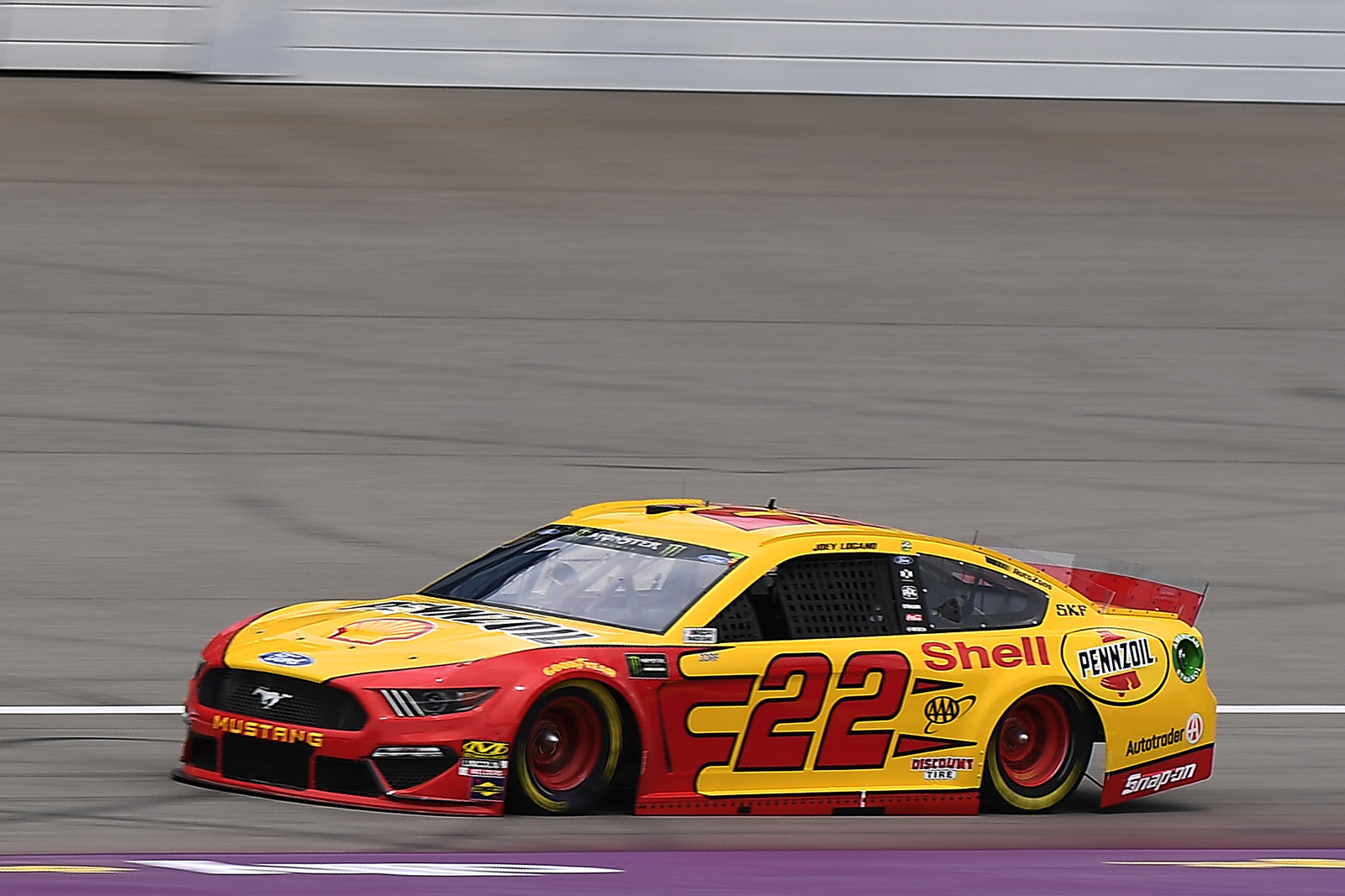 Monster Energy NASCAR Cup Series FireKeepers Casino 400 – Qualifying
