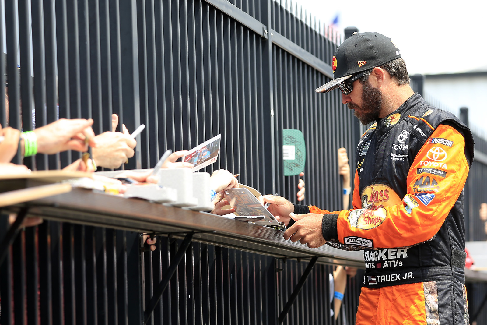Monster Energy NASCAR Cup Series Race Pocono 400 – Qualifying