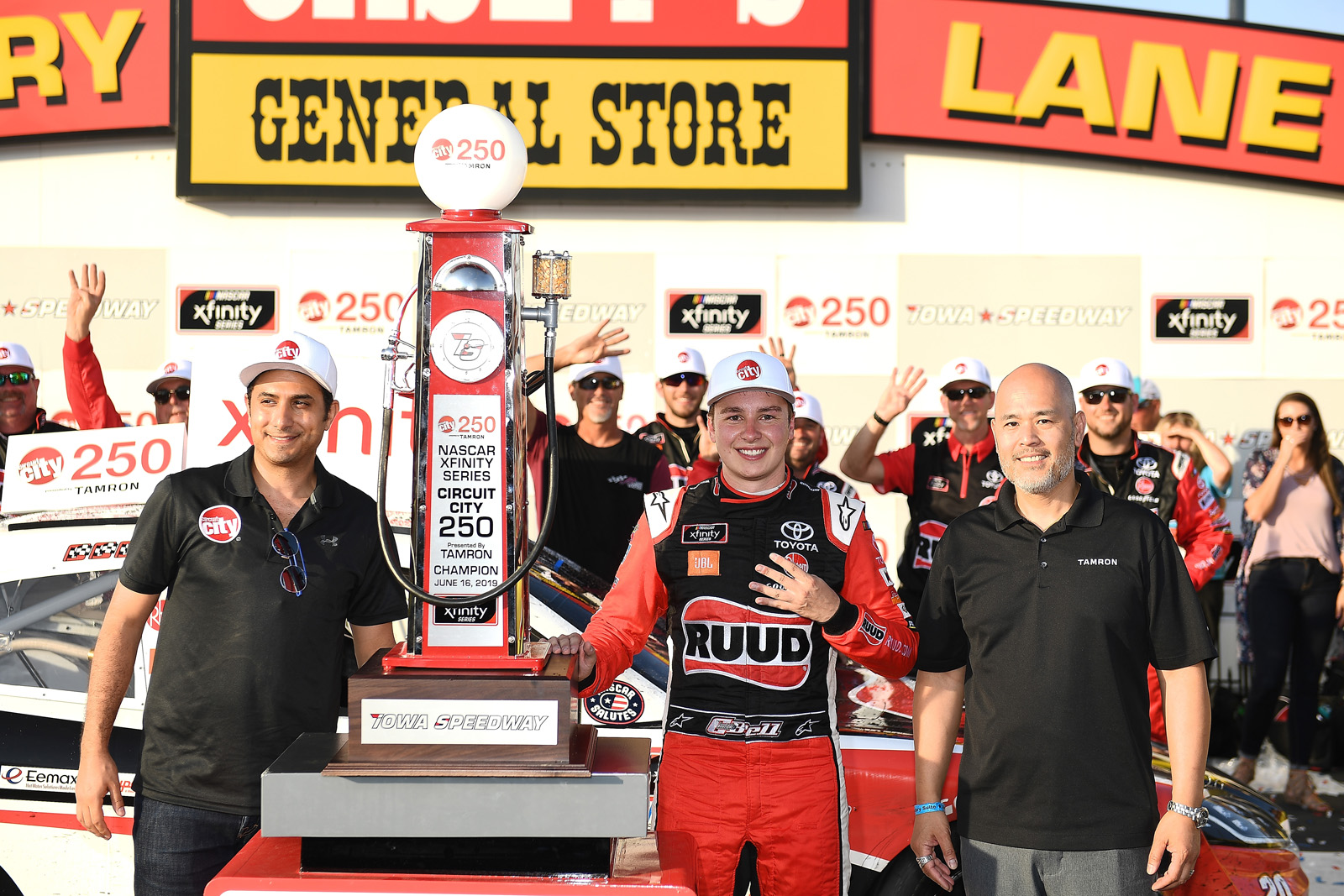 NASCAR Xfinity Series CircuitCity.com 250 Presented by Tamron