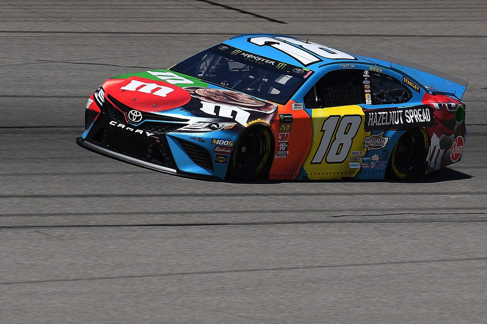 Monster Energy NASCAR Cup Series FireKeepers Casino 400 – Day 1 Practice