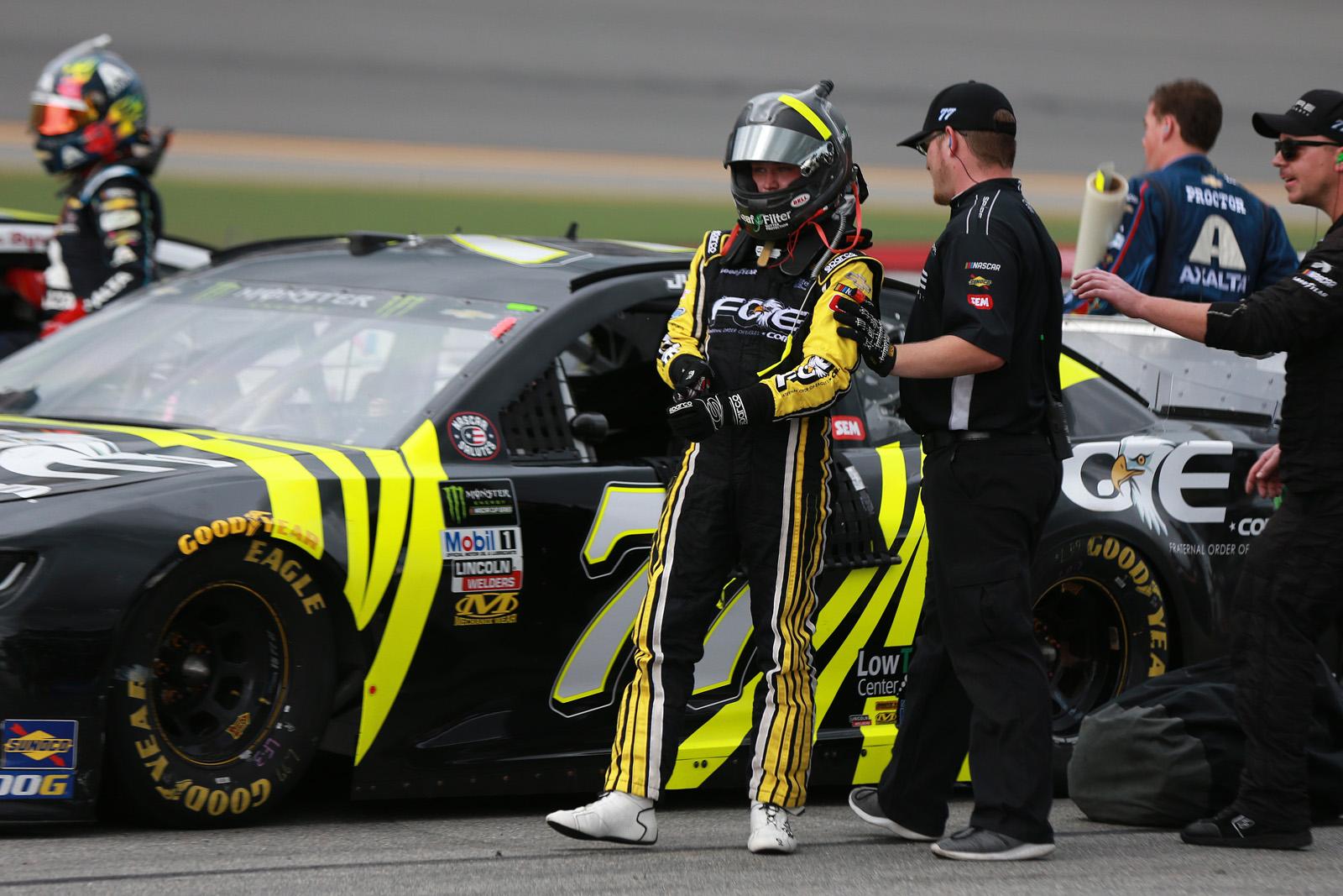 Monster Energy NASCAR Cup Series Coke Zero Sugar 400