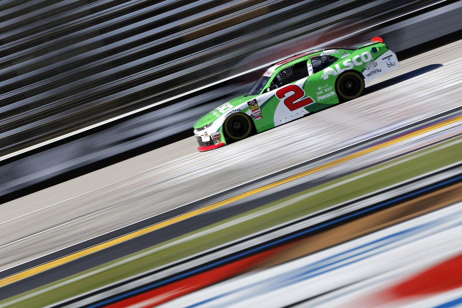 NASCAR Xfinity Series O'Reilly 300 – Practice