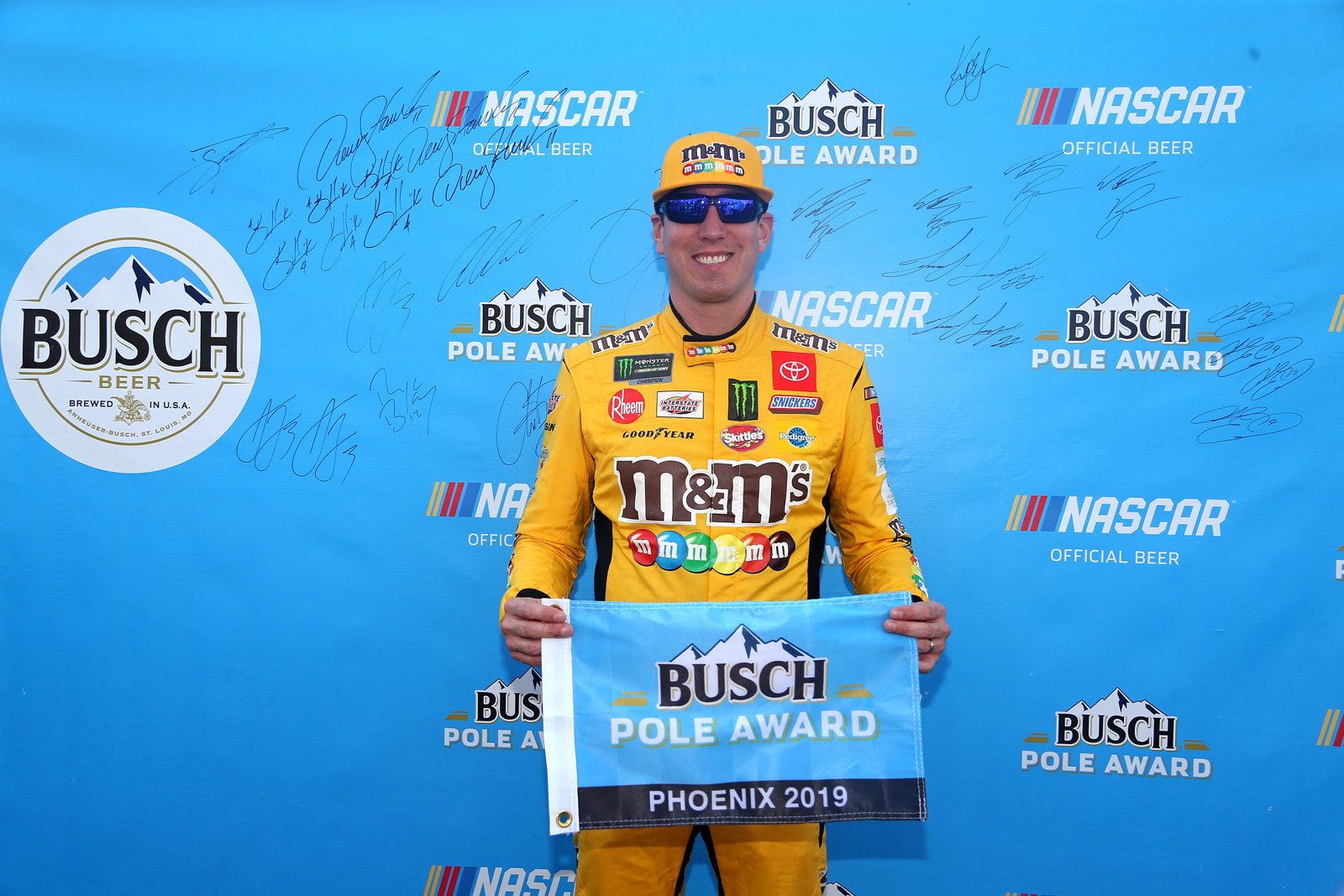 Monster Energy NASCAR Cup Series Bluegreen Vacations 500 – Qualifying