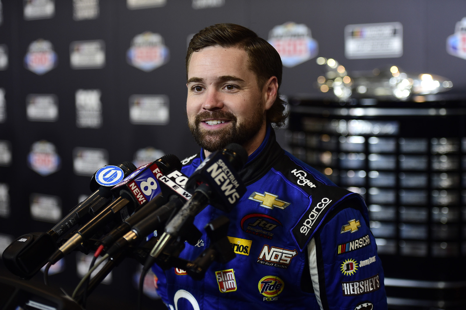 NASCAR Cup Series 62nd Annual Daytona 500 – Media Day
