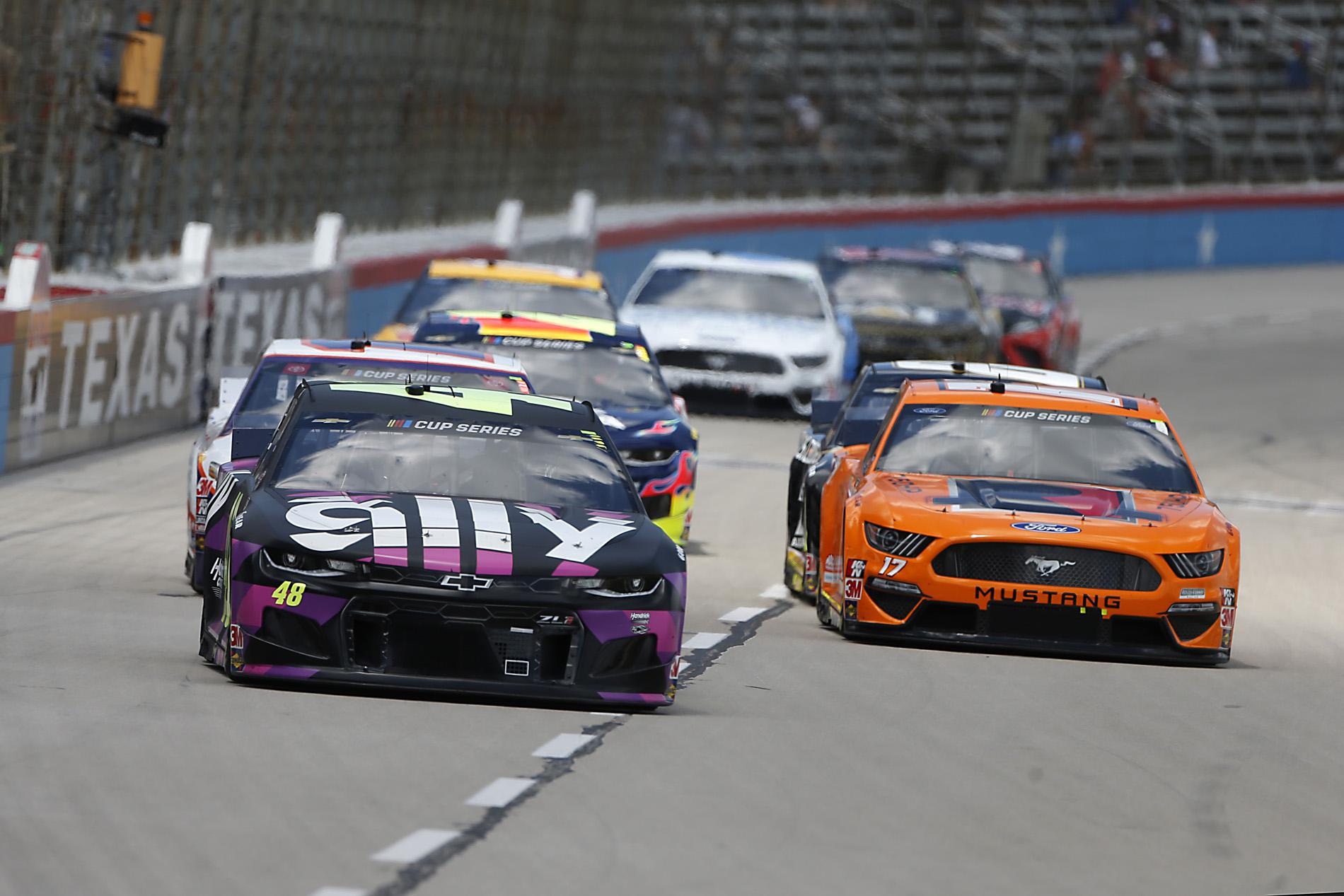 NASCAR Cup Series O'Reilly Auto Parts 500