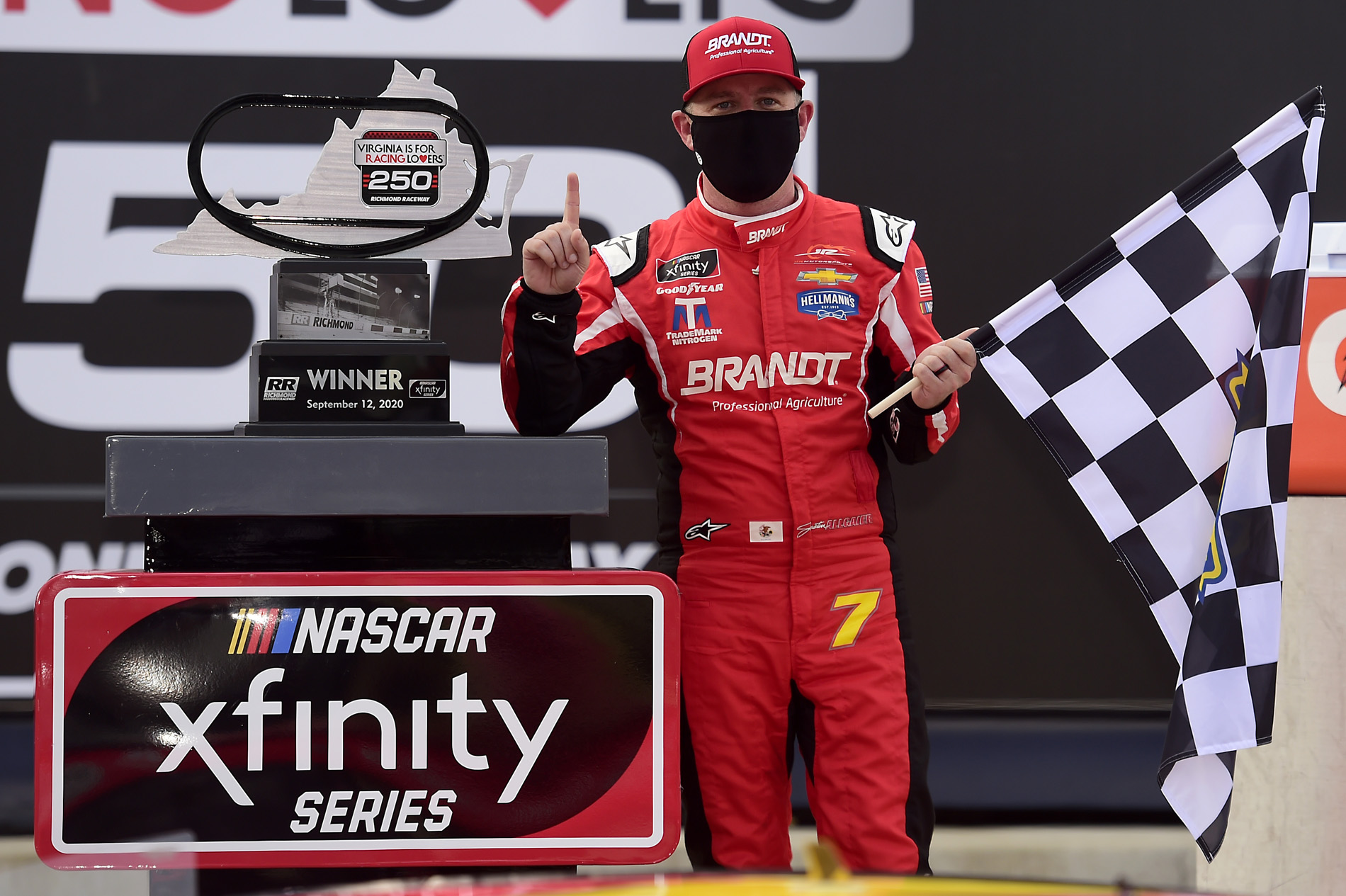 NASCAR Xfinity Series Virginia is for Racing Lovers 250