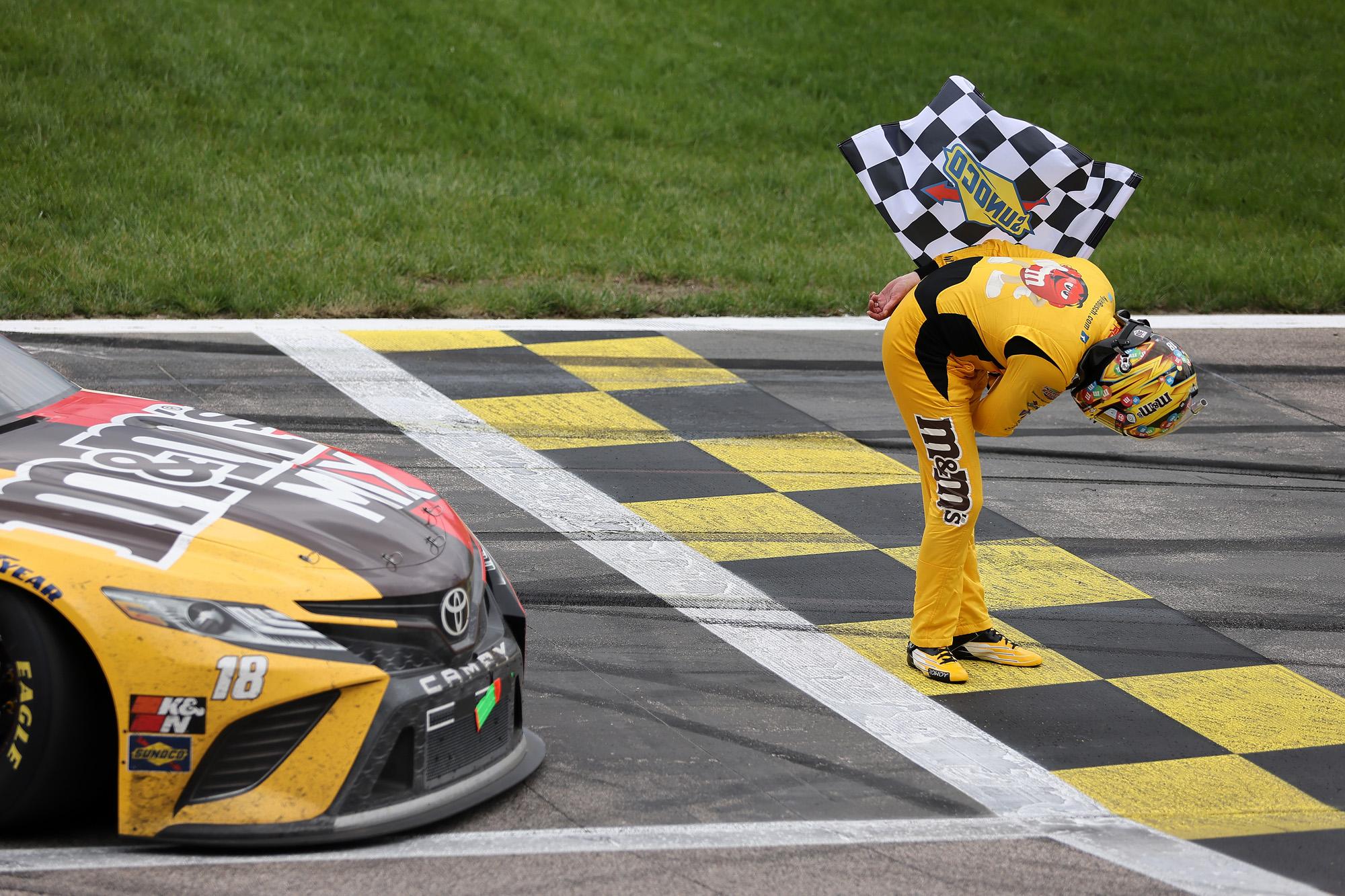 NASCAR Cup Series Buschy McBusch Race 400