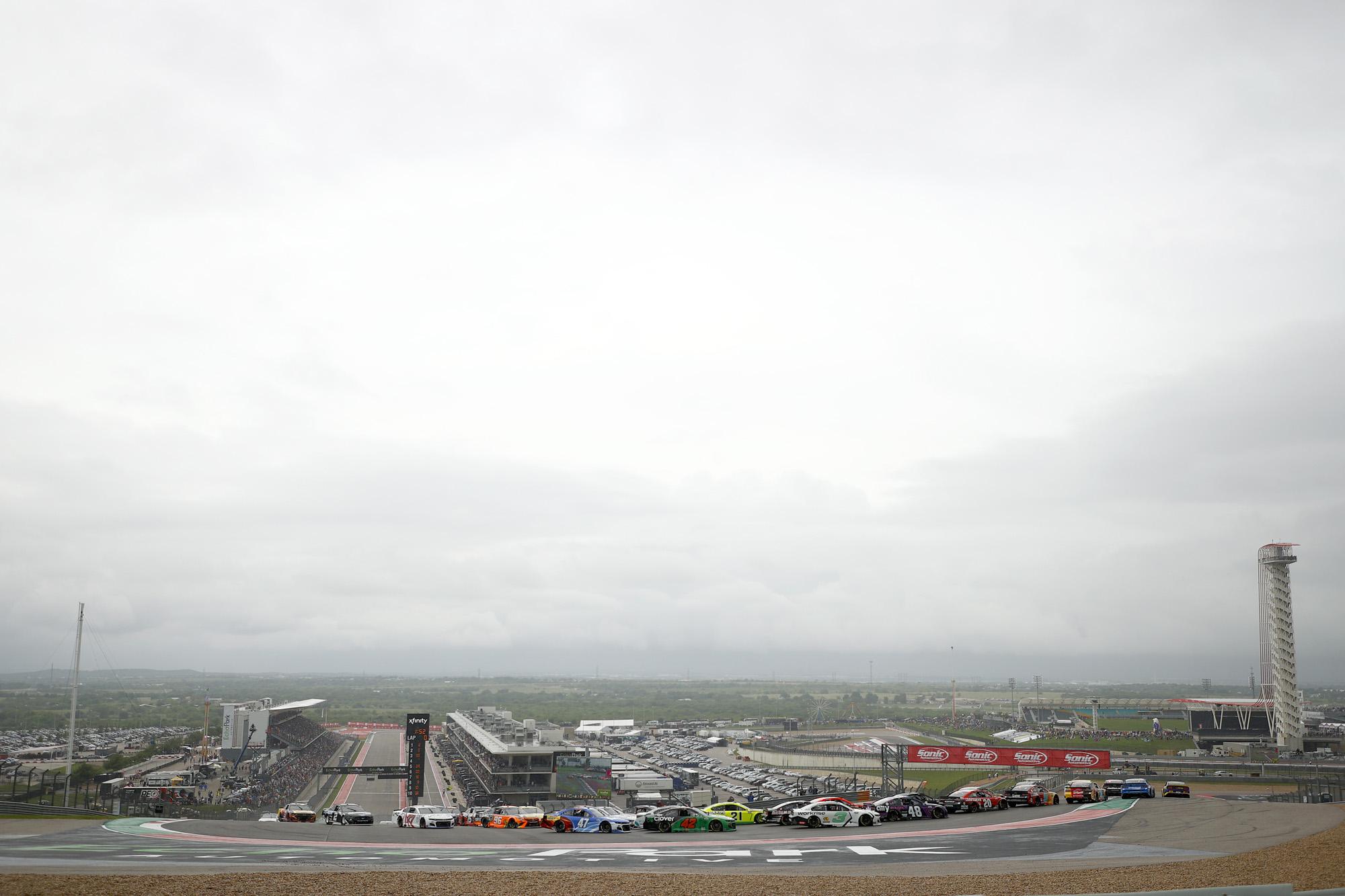 NASCAR Cup Series EchoPark Texas Grand Prix