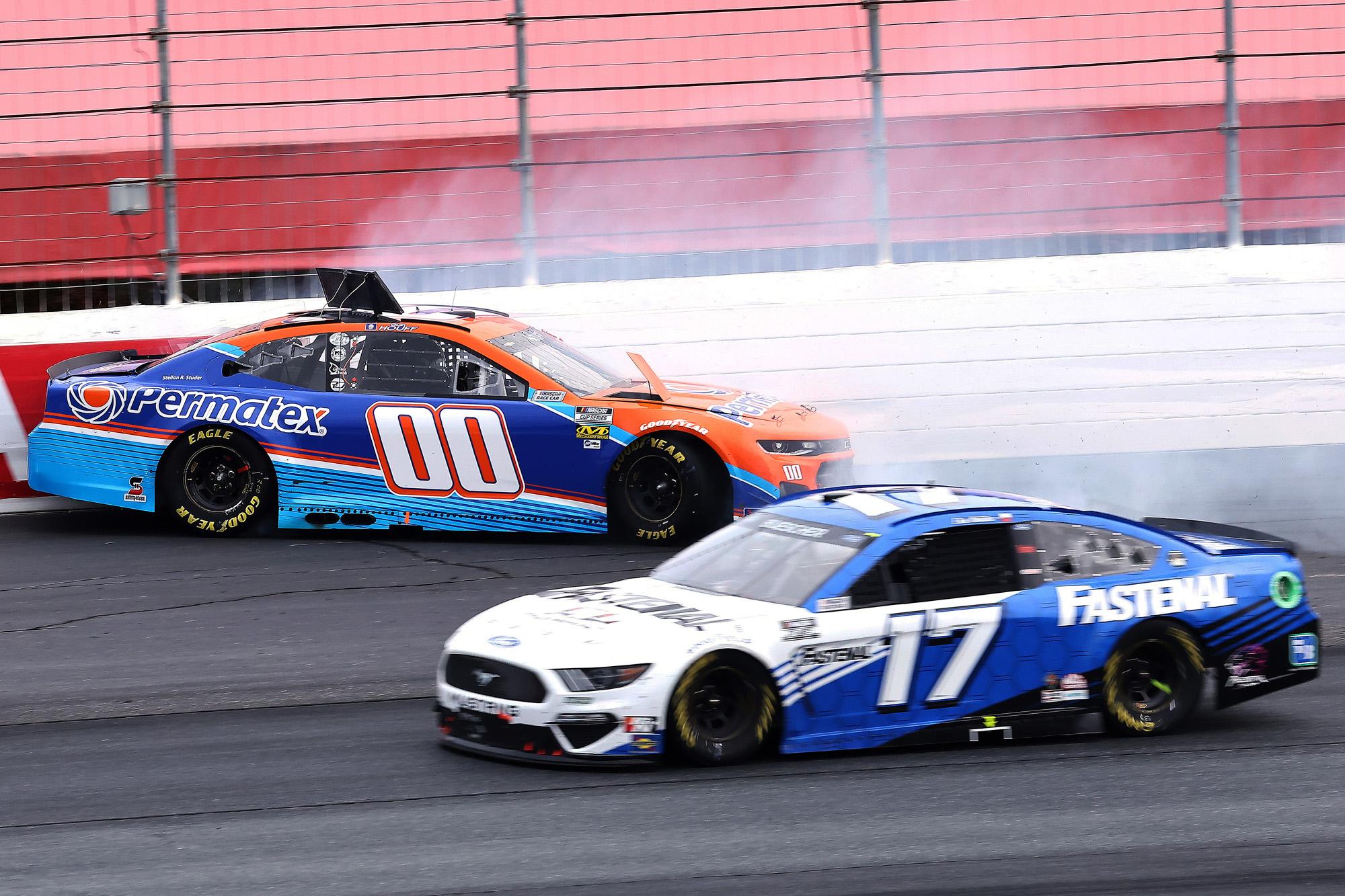 NASCAR Cup Series  Foxwoods Resort Casino 301