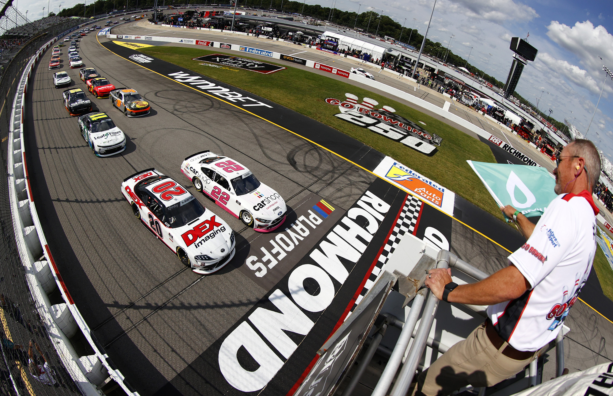 NASCAR Xfinity Series Go Bowling 250