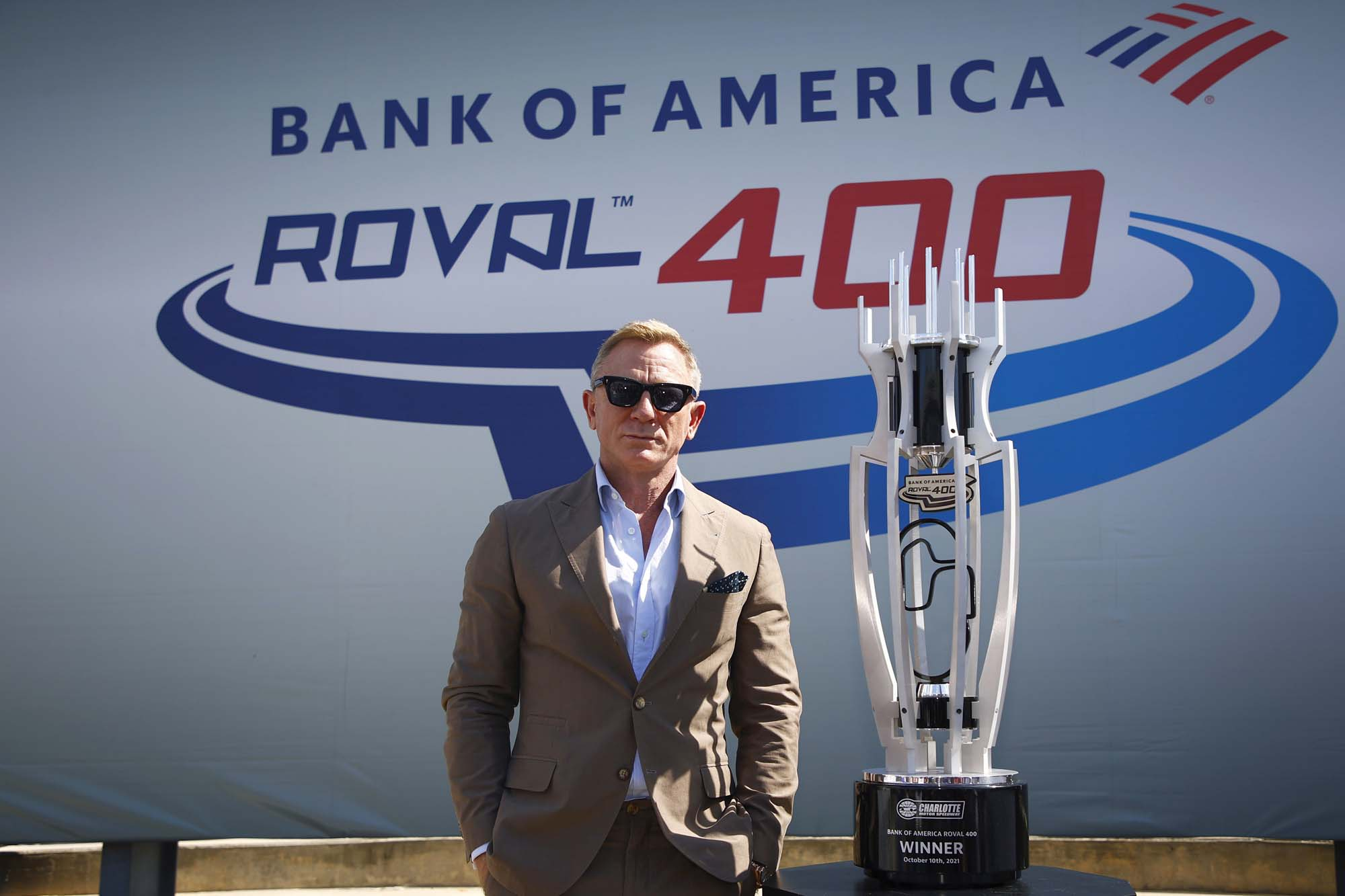 NASCAR Cup Series Bank of America ROVAL 400